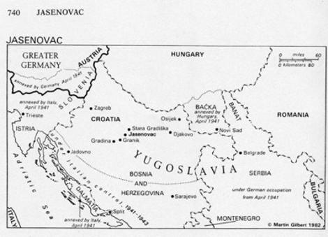 Poricanje Istorije O Holokostu U Hrvatskoj